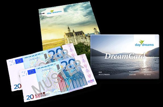 DreamCard empfehlen