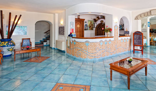 HOTEL RESIDENCE LA ROSA Forio