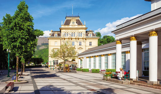 SEEHOTEL SCHLICK Fuschl am See