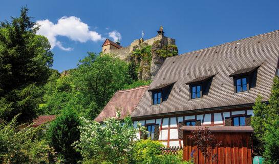 LANDIDYLL HOTEL ZUM ALTEN SCHLOß Kirchensittenbach