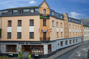 HOTEL DU COMMERCE Clerf