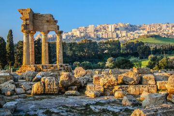 Agrigento (AG) Kurzurlaub günstig buchen | daydreams