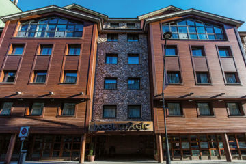 HOTEL MAGIC LA MASSANA La Massana