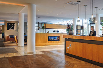 ATLANTA HOTEL INTERNATIONAL LEIPZIG Leipzig