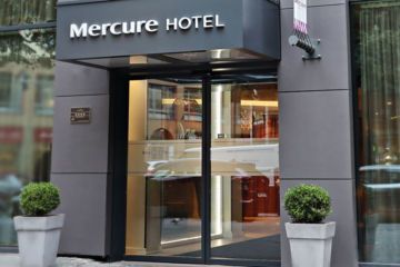 MERCURE HOTEL KAISERHOF FRANKFURT CITY CENTER Frankfurt am Main