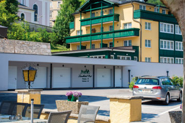 LANDHOTEL POST Ebensee