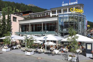 HOTEL EUROPE Davos Platz