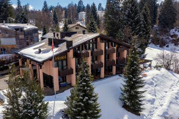 T3 HOTEL MIRA VAL Flims