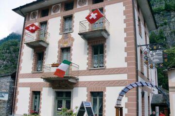 HOTEL LA CASCATA Augio