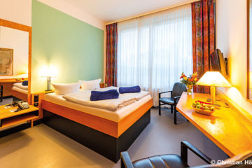GREENLINE HOTEL AN DER THERME HAUS 3 Bad Sulza