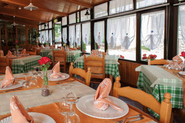 HOTEL IL FUNGO Santa Fiora