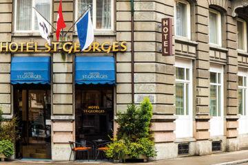 HOTEL ST-GEORGES ZÜRICH (GARNI)