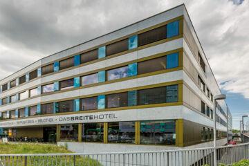 DASBREITEHOTEL (GARNI) Basel