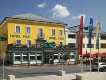 VITAL-&GESUNDHEITSHOTEL POST Radstadt