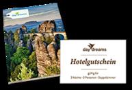 daydreams Hotelgutschein – einmal Kurzurlaub