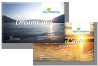daydreams DreamCards – das ganze Jahr Kurzurlaub