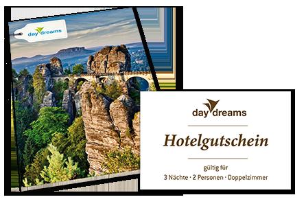 daydreams Hotelgutschein