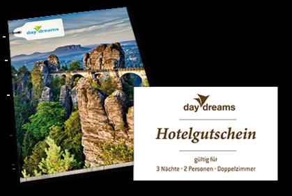Urlaubs-Kracher: 3 Übernachtungen für 2 Personen nur 34,95 €